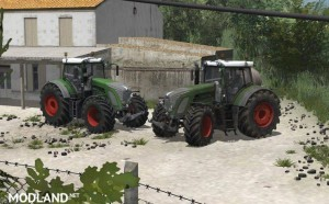 Fendt 936 Vario WP Washable, 1 photo