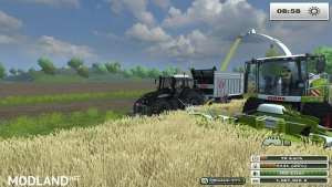 Fendt Vario 820 Black Edition v 1.0, 2 photo