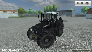 Fendt Vario 820 Black Edition v 1.0, 1 photo