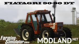 FiatAgri 90 90 DT v 1.0, 5 photo