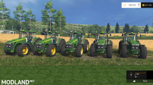 John Deere 8030 Pack, 3 photo