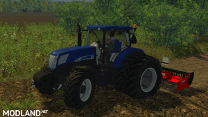 MR New Holland T7070 Pack, 4 photo
