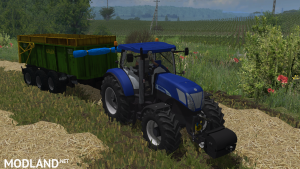 MR New Holland T7070 Pack