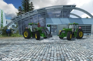 John Deere 7810 Pack, 7 photo