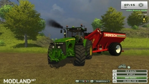 John Deere 8530 v 3.0 MR, 14 photo