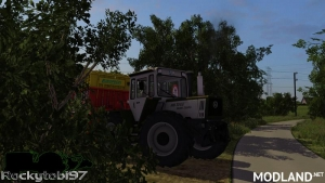 MB Trac Silver Thistle texture v 1.0