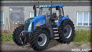 New Holland 8020 v 2.1, 1 photo