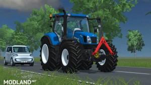 New Holland T6.160 v 1.0, 1 photo