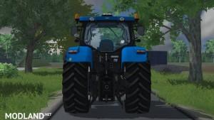 New Holland T6.160 v 1.0, 3 photo