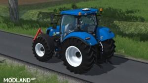 New Holland T6.160 v 1.0, 4 photo