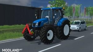 New Holland T6.160 v 1.0, 6 photo