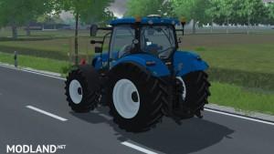 New Holland T6.160 v 1.0, 7 photo