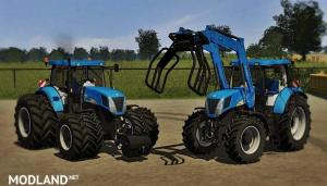 New Holland T 7040 FL, 1 photo
