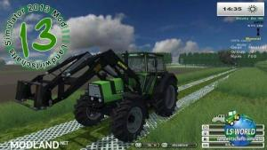Deutz dx 90 (More Realistic)