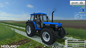 New Holland 8340 (More Realistic)
