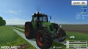 Fendt 820 (More Realistic)