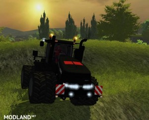 SPECTRE CASE IH 600 v1.0, 2 photo