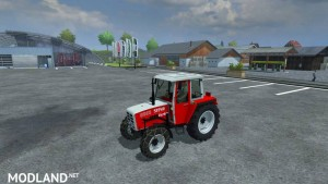 Steyr 8080A Turbo SK1 FL, 1 photo