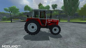 Steyr 8080A Turbo SK1 FL, 3 photo