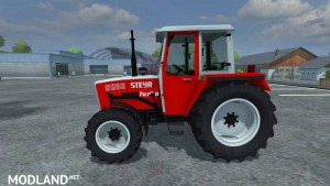 Steyr 8080A Turbo SK1 FL, 5 photo