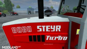 Steyr 8080A Turbo SK1 FL, 9 photo