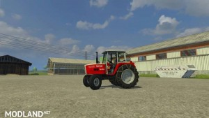 Steyr 8080h Turbo SK1 Tractor, 2 photo