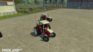 Steyr 8080h Turbo SK1 Tractor, 3 photo