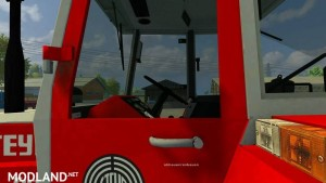 Steyr 8080h Turbo SK1 Tractor, 5 photo