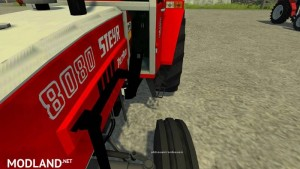 Steyr 8080h Turbo SK1 Tractor, 8 photo
