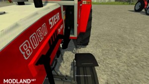 Steyr 8080h Turbo SK1 Tractor, 9 photo