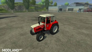 Steyr 8080h Turbo SK1 Tractor, 1 photo