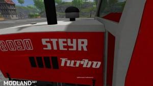 Steyr 8090A Turbo SK1 FL, 8 photo