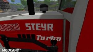 Steyr 8090A Turbo SK1 FL, 9 photo