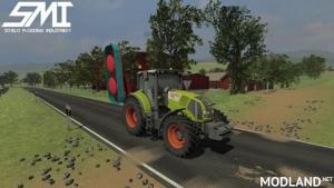 Claas Axion 830 v 1.0 Tractors, 2 photo