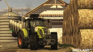 Claas Axion 830 v 1.0 Tractors, 3 photo