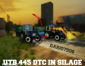 Universal 445 DTC Pack v 2.0 rot, 15 photo