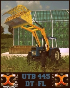 Universal 445 DTC Pack v 2.0 rot, 16 photo