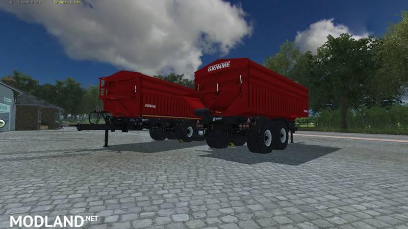 Grimme MultiTrailer 190 v1.0 MR