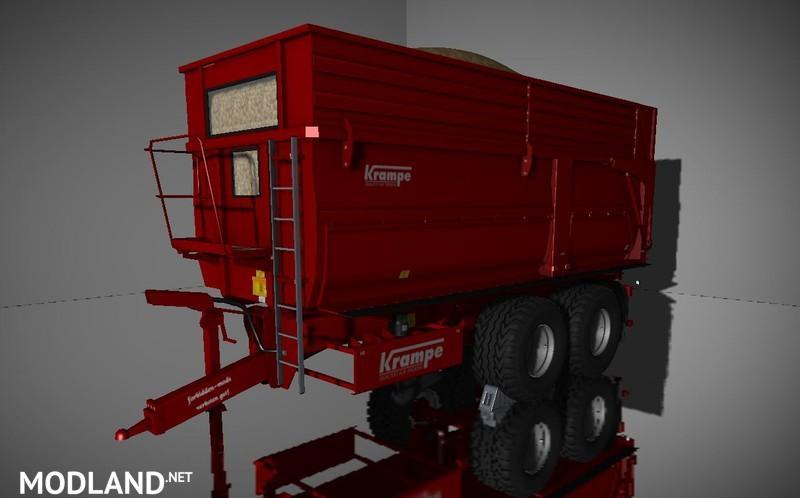 Krampe BBS 650 MR