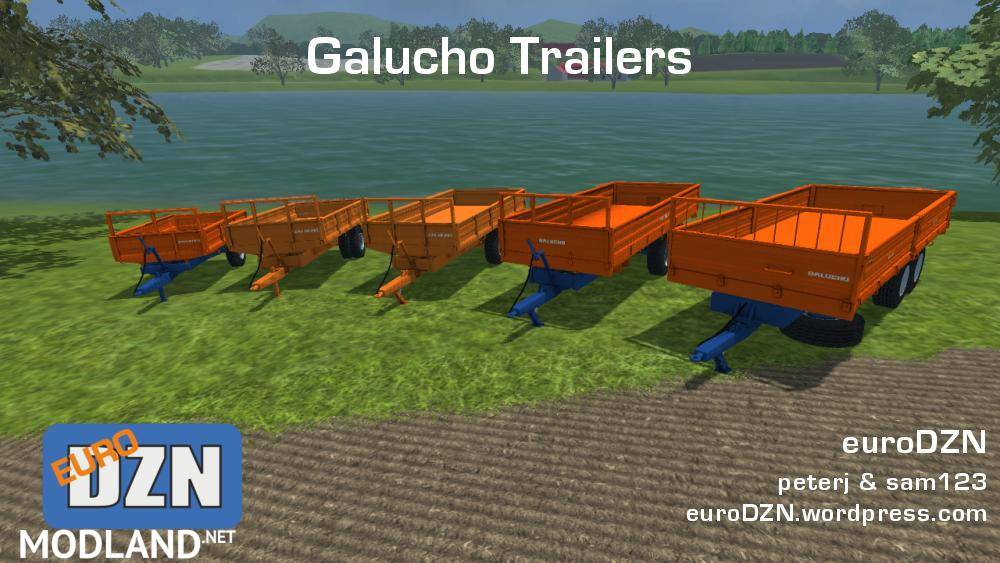 MR GALUCHO TRAILERS