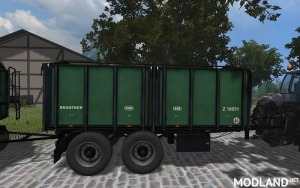 Brantner Z 18051 Pack Trailer v 1.0, 3 photo