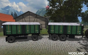Brantner Z 18051 Pack Trailer v 1.0, 5 photo