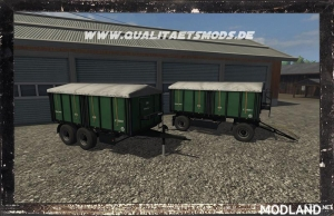 Brantner Z 18051 Pack Trailer v 1.0, 7 photo