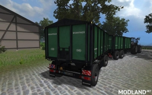 Brantner Z 18051 Pack Trailer v 1.0, 6 photo