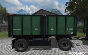 Brantner Z 18051 Pack Trailer v 1.0, 2 photo