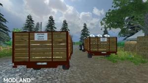 Cattle Trucks VT6, 3 photo