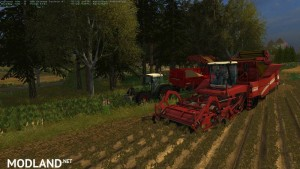 Grimme MultiTrailer 190 v1.0 MR, 2 photo