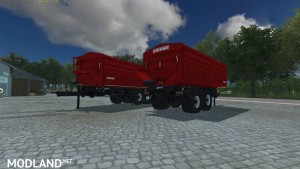Grimme MultiTrailer 190 v1.0 MR, 1 photo