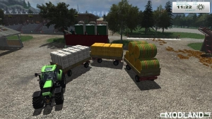 Krone Emsland Ballcarts v 2.5, 1 photo