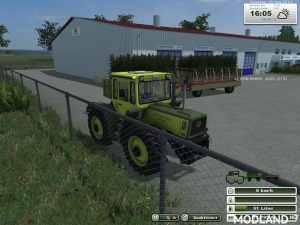 Krone Emsland Ballcarts v 2.5, 6 photo